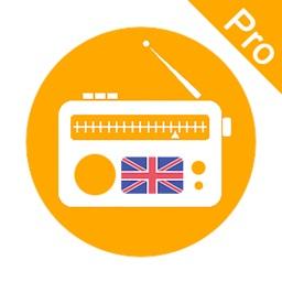 Radios UK FM Pro British Radio