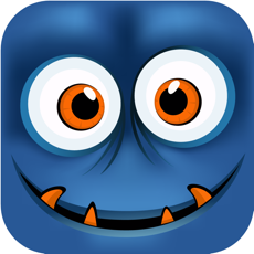 ‎Monster Math : Kids Fun Games