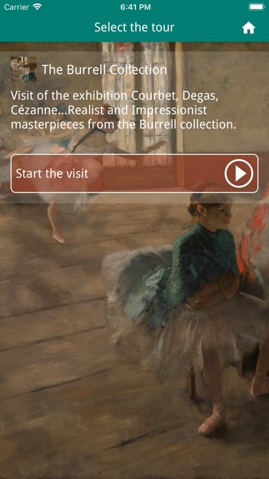 La collection Burrell screenshot 2