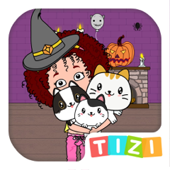 My Cat Town-Pet Games for Kids