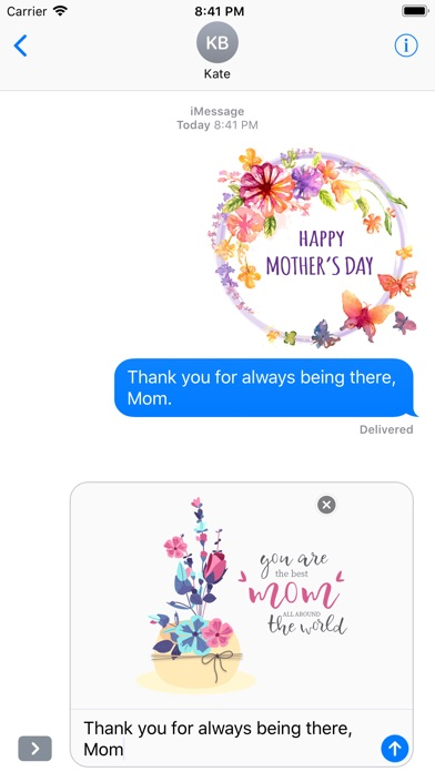 Watercolor Mother's Day Pack screenshot 5