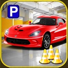 Ultimate Super Car Parking 201 icon