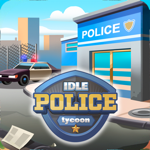 Idle Police Tycoon - Cops Game на пк