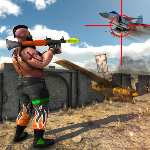Sky Fighter Jet War Games 3D