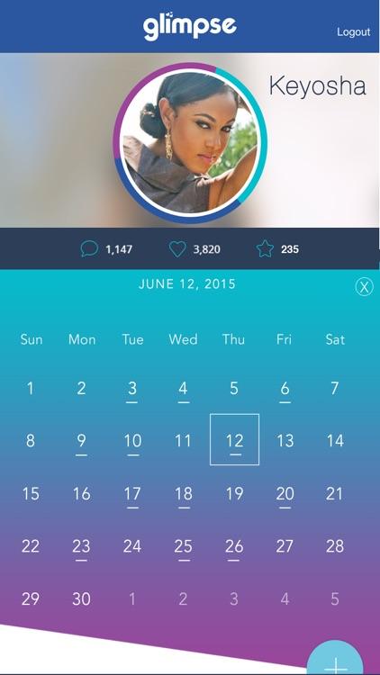 GLIMPSE Dating screenshot-3