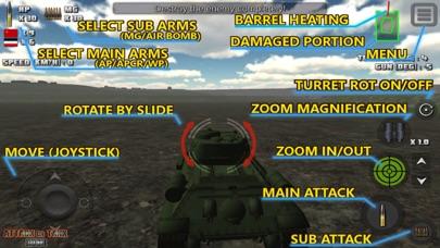 突撃の戦車 Rush World War 2 Heroesのおすすめ画像9