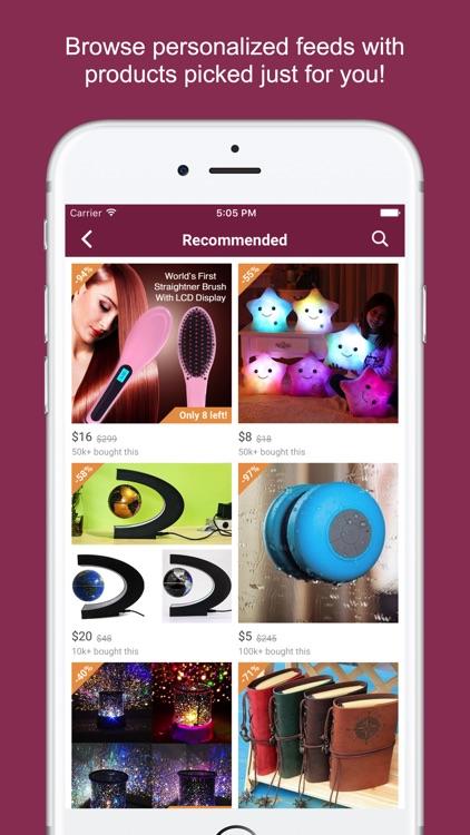 Home Design & Decor Shopping screenshot-3