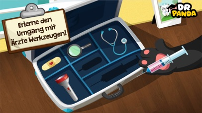 Screenshot for Dr. Panda Tierklinik in Germany App Store