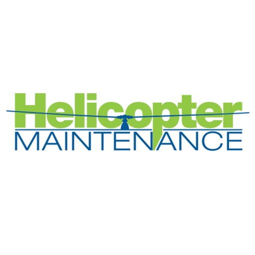 Helicopter Maintenance Mag iOS App