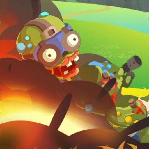 Clash Of Zombie Icon