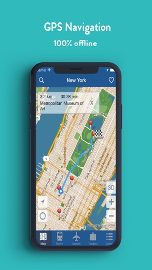 Map New York Offline.New York Offline Map On The App Store