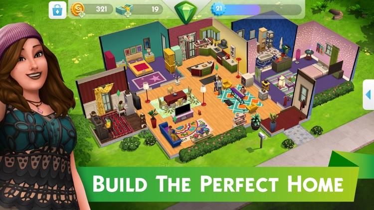 The Sims™ Mobile screenshot-3