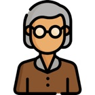 Old People HDステッカー icon