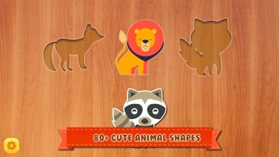 Baby Animal Shape Block Puzzle screenshot three