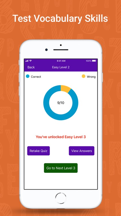 Word of the day – Quiz Games screenshot-4