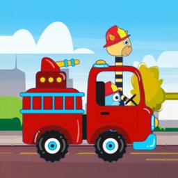 Ícone do app EduKid: Car Games for Kids 2-5