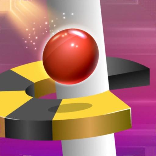 Helix Bounce - Jump & Win Cash