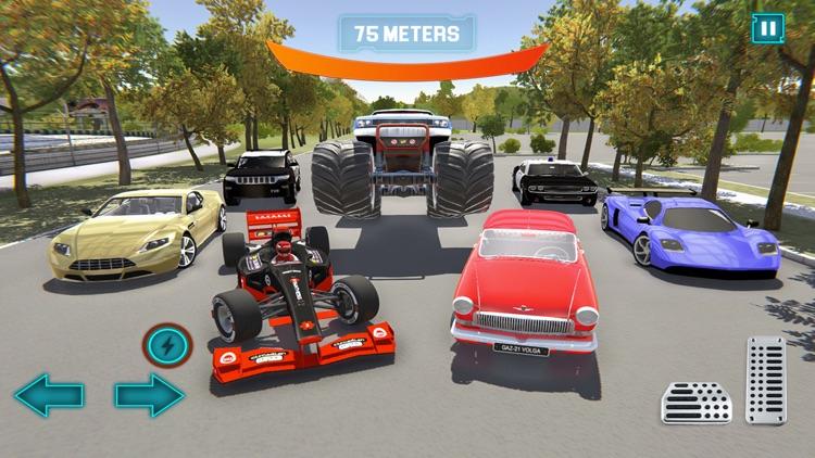 Speed Car Racing Formula1 Rush screenshot-4