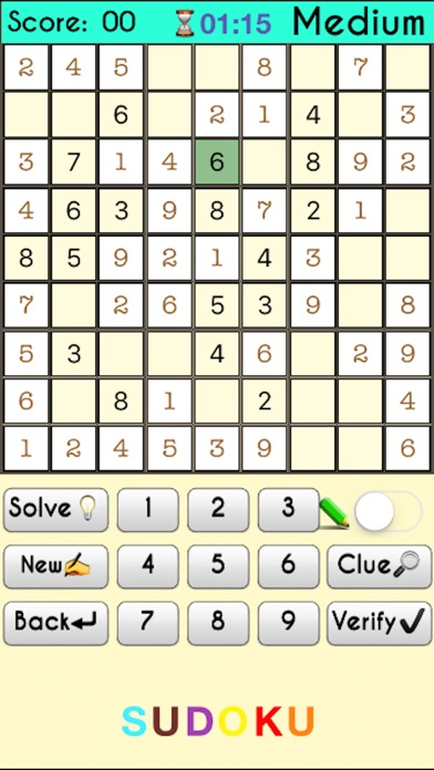 Sudoku with Picture Scanner screenshot 2