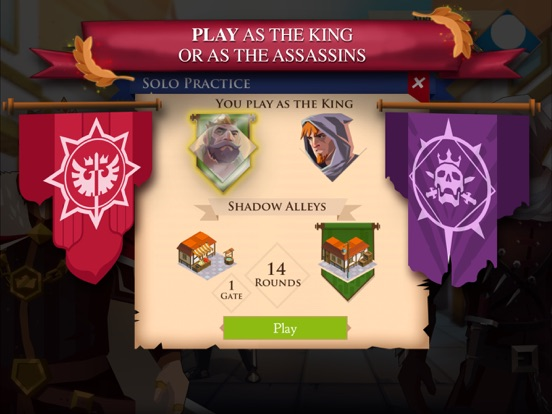 King and Assassins screenshot 8