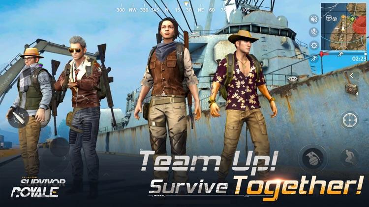 Survivor Royale screenshot-3