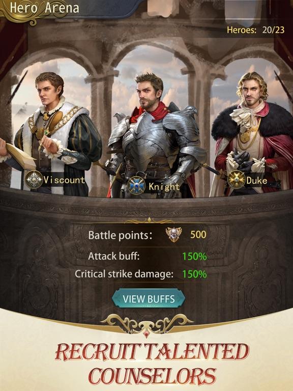 King's Choice screenshot 10