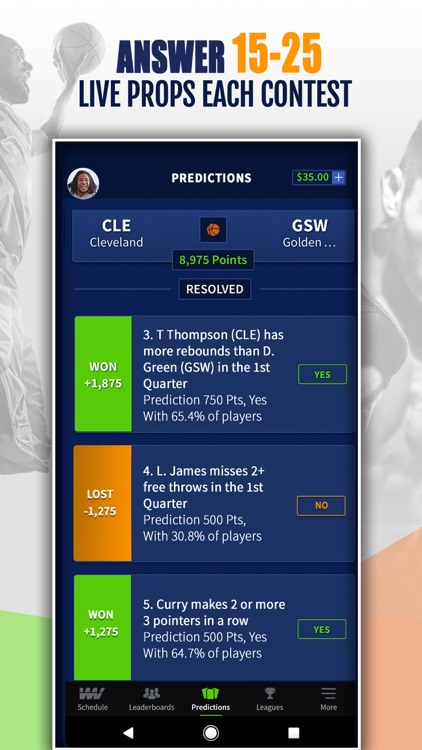 WinView: Watch • Predict • Win screenshot-3