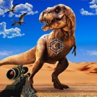 Desert Dinosaur Shooter 2018 icon