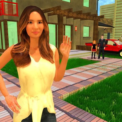 Virtual Mother Dream House Sim
