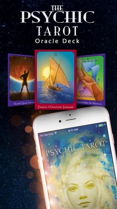 The Psychic Tarot-John Holland screenshot 1