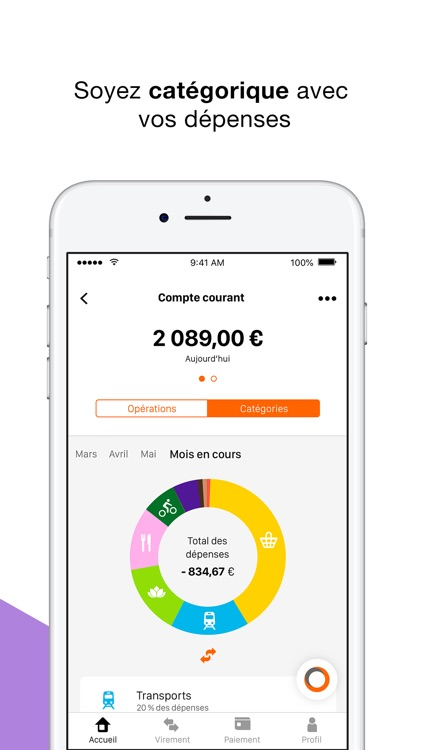 Orange Bank screenshot-2