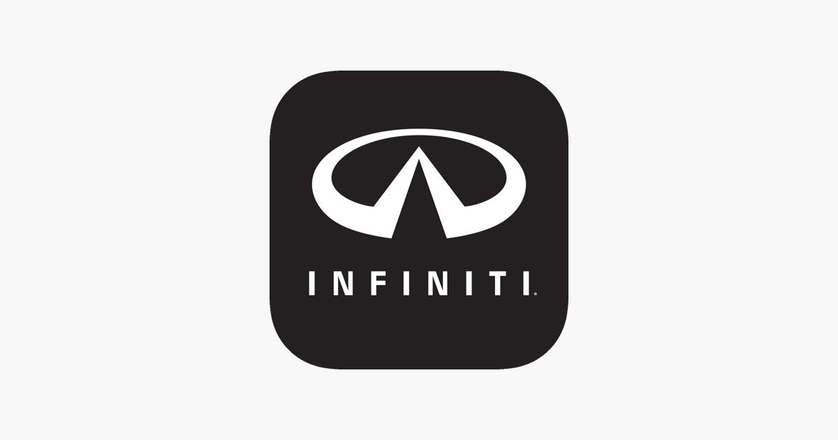 connexion services infiniti ca dans l app store. Black Bedroom Furniture Sets. Home Design Ideas