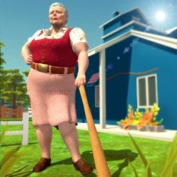 Bad Granny - Angry Grandma
