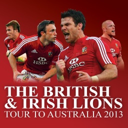 The British & Irish Lions Tour to Australia 2013