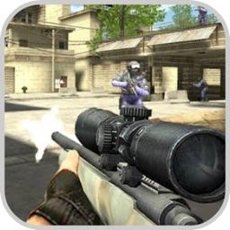 Counter Terrorist: Sniper VS G