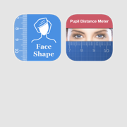 Optometry Bundle  SE - tools for PD pupillary distance and Face Shape measurement
