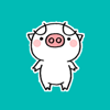 Fatty Pig Stickers