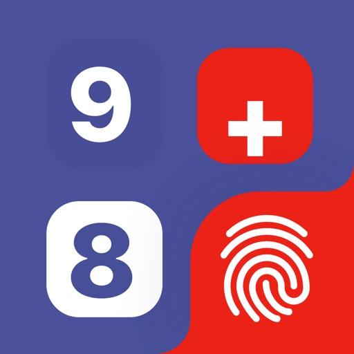 Calculator Photo Lock Vault iOS App