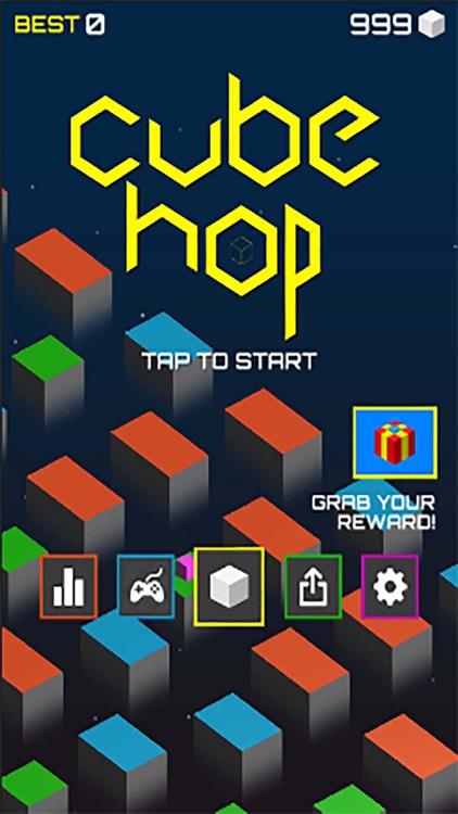 Cube Hop
