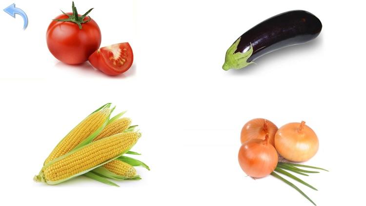 Fruit and Vegetables for Kids screenshot-5