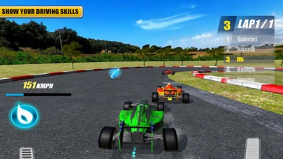 Fast Formula New Modern Car screenshot two
