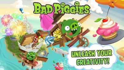 Bad Piggies HD screenshot #1