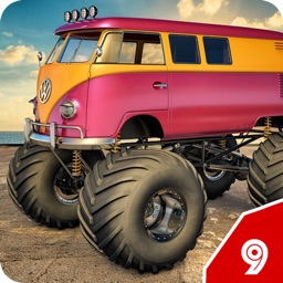 Monster Truck Toy Cars Game