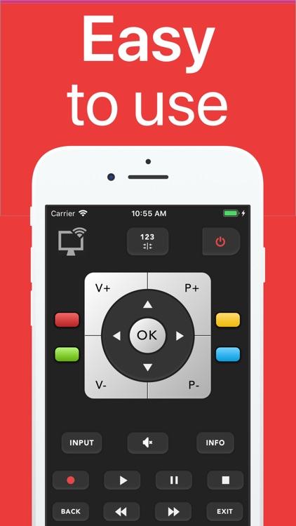 Toshy : remote for smart tv screenshot-4