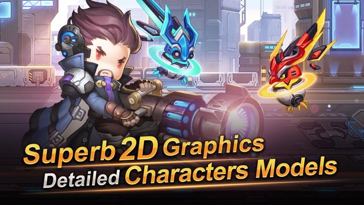 Hero summoner-latest 2D ARPG