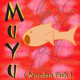 Chinese MuYu (Wooden Fish)