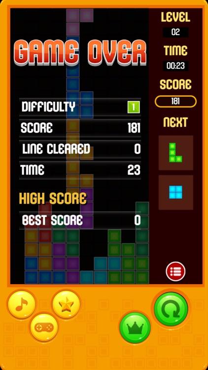 Brick Block Puzzle screenshot-3