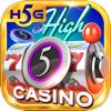 High 5 Casino: Hot Ve...