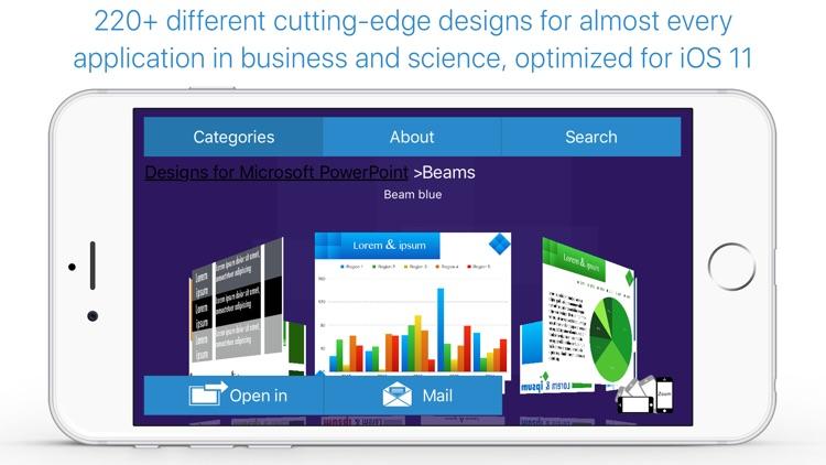 Design Templates PowerPoint® screenshot-4