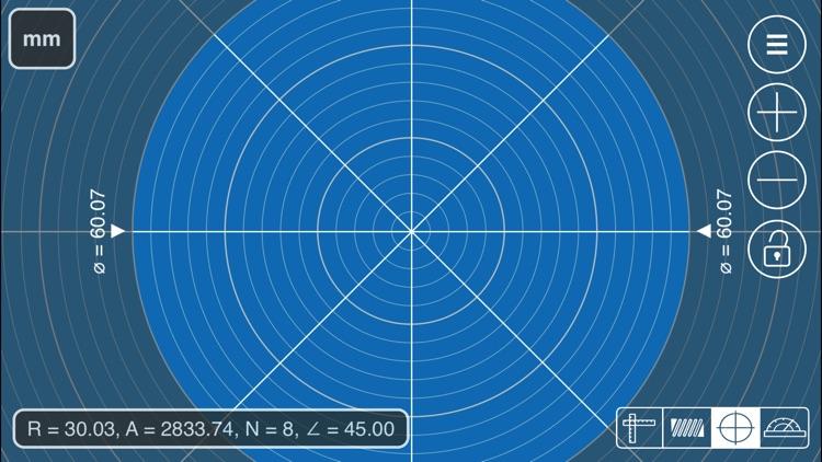 Millimeter Pro - screen ruler screenshot-5